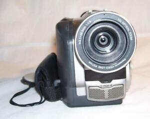 Panasonic NV-DS38EG Camcorder. IR NightVision. VGC. DV/AV-in. Boxed. 1 yr warnty