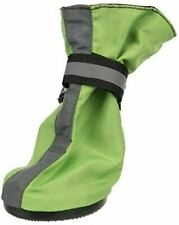 Top Paw Green Reflective Dog Booties XL Boot Set of 4 Nylon boots New W/O Tags