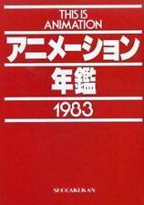 JAPAN ANIMATION BOOK SETTEI 1983 MYSTERIOUS CITIES OF GOLD ESTEBAN COBRA HARLOCK
