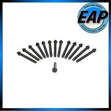 M3 Z3 3 5 Series E36 E34 E39 OEM Reinz Engine Cylinder Head Bolt Set Of 14 NEW