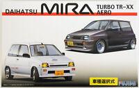 Fujimi ID-153 Daihatsu MIRA Turbo TRXX or AERO 1/24 Scale convertible Kit 039473