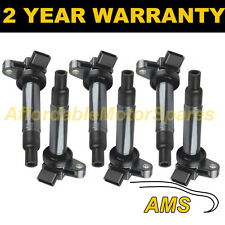 6X FOR LEXUS IS LS IS200 LS300 2.0 3.0 200 300 PENCIL IGNITION COIL PACK