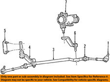 Dodge CHRYSLER OEM 98-99 Durango Steering Gear-Center Link 52039276