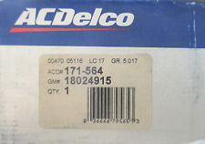 BRAND NEW AC DELCO 171-564 / D505 BRAKE PADS FITS VEHICLES LISTED ON CHART