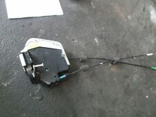 08 RAV4 5DR DOOR LOCKING LOCK MECH MECHANISM RIGHT REAR OFF SIDE