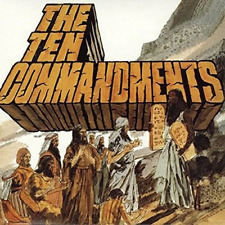 SALAMANDER-THE TEN COMMANDMENTS-JAPAN MINI LP SHM-CD H25
