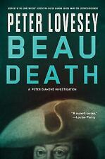 Beau Death by Peter Lovesey, SOFTCOVER, ARC, 12/17