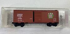 N Scale MTL Micro-Trains 20206 CN Canadian National 40' Box Car #521992