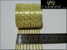 (200 METRES x45mm) Tissus-Fibres de KEVLAR (UD)(80g/m²)