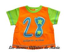 AGATHA RUIZ DE LA PRADA - PROMO -70% - T-shirt manches courtes fantaisie orange