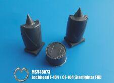 NEW 1:48 MasterCasters 48073 Lockheed F-104 / CF-104 Starfighter FOD