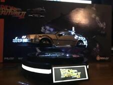 Back to The Future Part II 1/20 Magnetic Floating Figure DeLorean from japan F/S