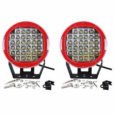 9 Inch Round Driving Fog Spot Light ARB Replacemet Front Bumper Mount 32 LEDS/3W