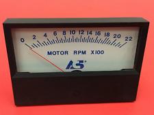 Simpson - ACS Panel Meter - 0 - 22 (X100)