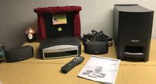 Bose 321 DVD Home Entertainment System Series 1 (I) GREAT! W/Manual And Box