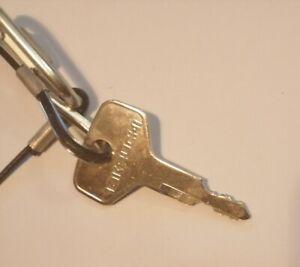 Takeuchi Excavator Key - Free UK Post