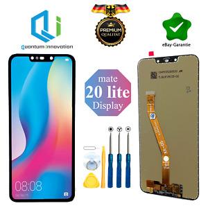 Huawei Mate 20 Lite LCD Display Touchscreen Set SNE-LX1 SNE-LX2 SNE-LX3 Neu