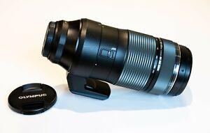 Olympus M.Zuiko Digital ED 100-400mm F5.0-6,3 IS Supertele-Zoomobjektiv