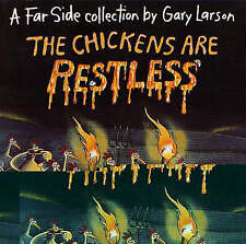 Very Good, The Chickens Are Restless: A Far Side Collection, Larson, Gary, Book