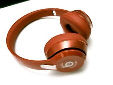 Beats Solo 2 Wireless Red Genuine, New Battery