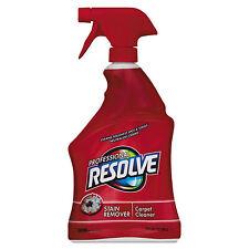 Resolve Spot & Stain Carpet Cleaner 32oz Spray Bottle 97402EA