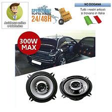 CASSA CASSE ALTOPARLANTI AUTO 2 VIE 13CM 300W TUNING IMPIANTO STEREO HI-FI