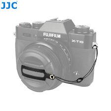 JJC Leather Stickup Lens Cap Keeper String Rope for Fujifilm FLCP-58mm lens Cap