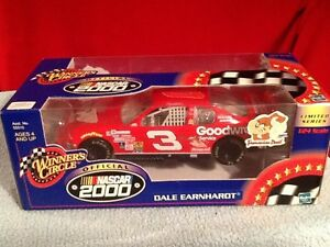 "Dale Earnhardt ""Tasmanian Devil"" NASCAR 2000 limited series Red #3 Goodwrench S"