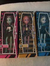 Gothic Doll Fashion Magic Girl's BNIB