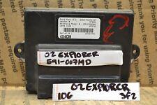 2002 2003 Ford Explorer Transfer Case Unit 2C547H473BF Module 106-3F2