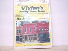 Ho Rix Smalltown Kit Vivian'S Family Shoe Store Kit Pack Still Sealed