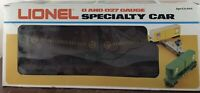 Lionel Pennsylvania Flat Car With Trailers 6-16303