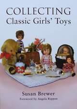 LIVRE/BOOK : JOUETS CLASSIQUE POUR FILLES DE COLLECTION (classic girls toys)