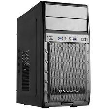 Silverstone PS12B MATX/MINI-ITX USB3.0  Mini Tower Case