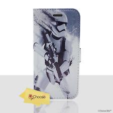 """Star Wars Funda / para Apple Iphone 7 (4.7"""") / Tipo Libro Cuero de Pu /"""