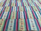 Vintage Masterpiece Handwoven Dolpo Textile size 230 cm x 124 cm Natural fabric