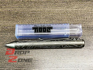 Fellhoelter NotaPen TAD Edition Stash Can Topo Triple Aught Design TiBolt Pen