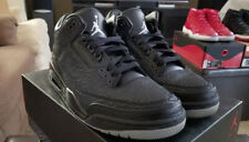 AIR JORDAN RETRO III 3 FLIP BLACK 2011 315767 001 SZ 11