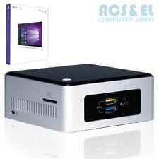 Intel NUC 5CPYH - Intel N3050 2x 2.16Ghz, HDMI, WLAN, 120GB SSD - Windows10#743