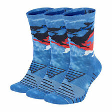 Nike Everyday Max Cushioned Crew Socks - 3 Pairs -Large