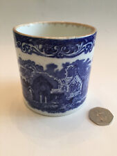 Blue & White G.Jones & Sons Abbey China Pot No Lid