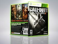 Call Of Duty Black Ops II - XBOX 360 - Remplacement - Cover/Case - NO Game