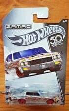 Hot Wheels 2018 50th Anniversary ZAMAC 8 Set