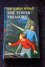 The Hardy Boys - The Tower Treasure (vintage) by Franklin W. Dixon