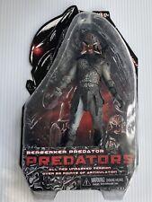 """NECA PREDATORS 2010 Movie Series 2 """"BERSERKER PREDATOR"""" Action Figure U.S Seller"""