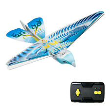 US Flying Avitron Bionic Blue Bird Ornithopter Remote Control Flying Bird Toys