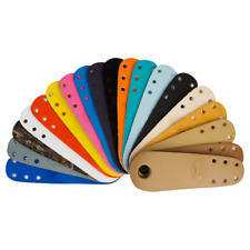 Riedell Leather Toe Guards Quad Skates Roller Derby Free Shipping