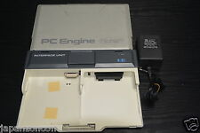 NEC PC ENGINE UNIT INTERFACE HE SYSTEM JAPANESE IIMPORT