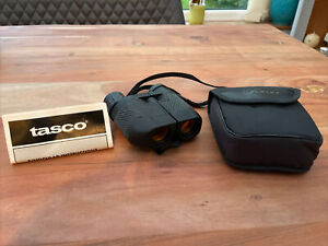 Tasco Lumina 8x 20 X 25mm Fully Plus Multicoated Rubicon Lenses