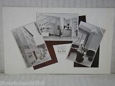 Vecchia cartolina foto d epoca di ALBERGO RISTORANTE LUIGI ROSSI AGROPOLI HOTEL